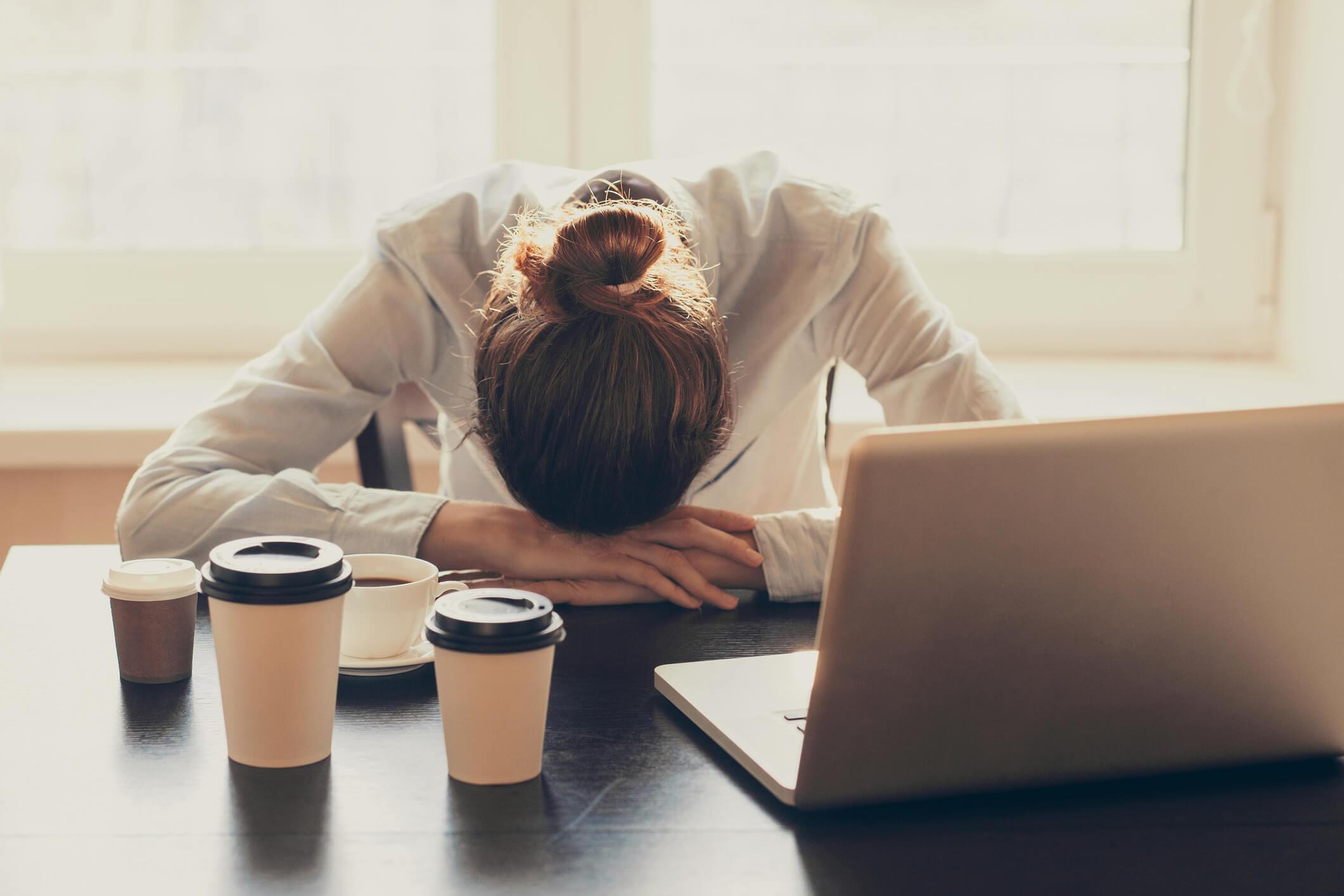 Slaaptekort is een groot probleem bij volwassenen en jongeren