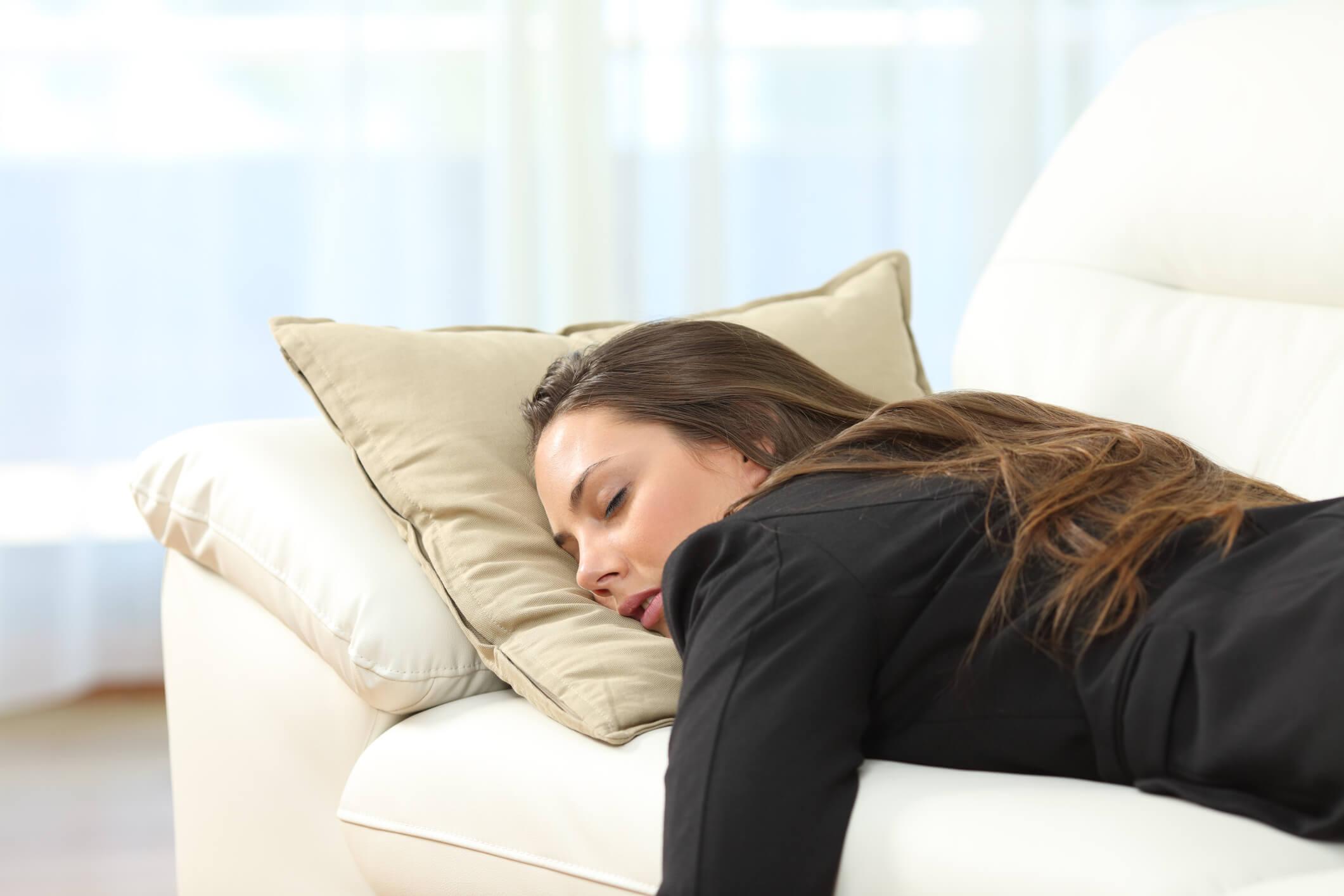 Teveel slapen is niet goed en heeft risico's