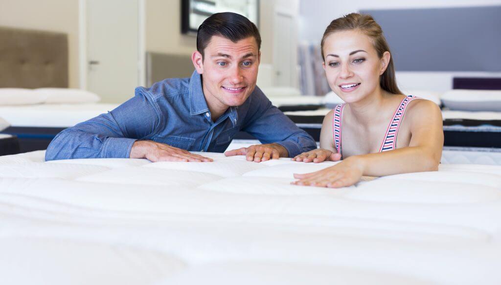 Matras uitzoeken in de winkel of online een matras kopen?