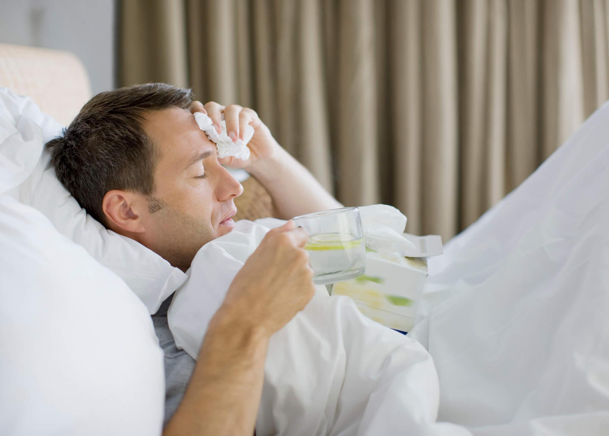 Zweten tijdens je slaap en in bed