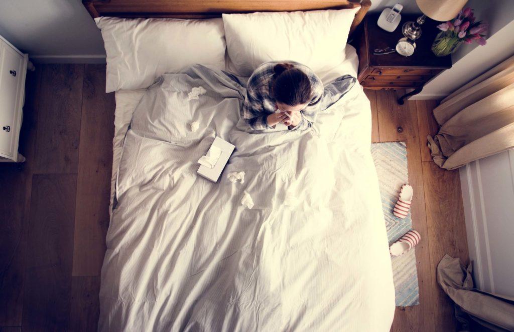 Meest voorkomende allergieën in de slaapkamer - Anti-allergie matras