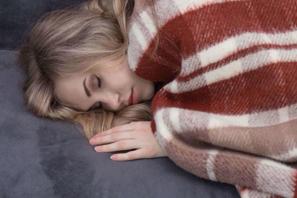 Winter slaap