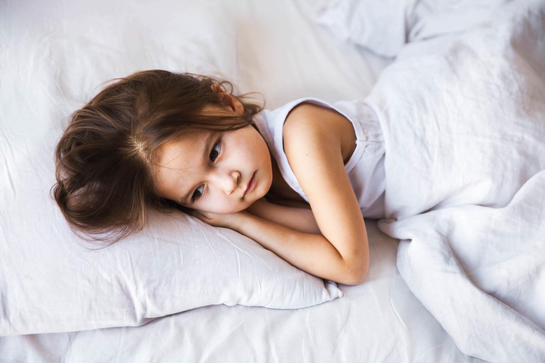 Slaap en kinderen
