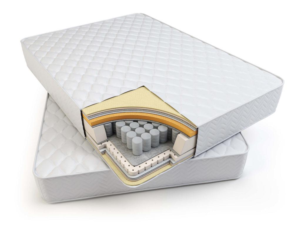 Pocketvering matras - BedTwijfelaars