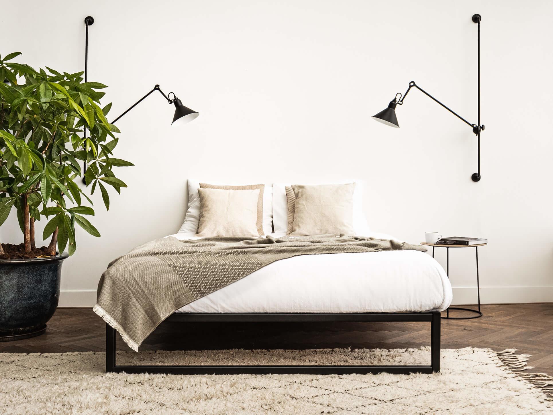 Matt bed